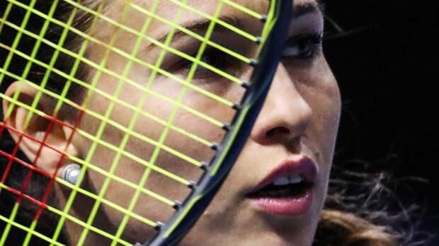 Вихлянцева проиграла Томовой в квалификации «Ролан Гаррос»