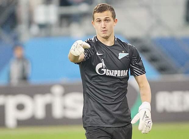 Лунев бесплатно уйдет из «Зенита», если клуб не улучшит условия личного контракта