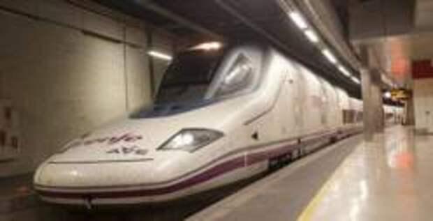 Поезд Мадрид-Барселона станет дешевле на 40%