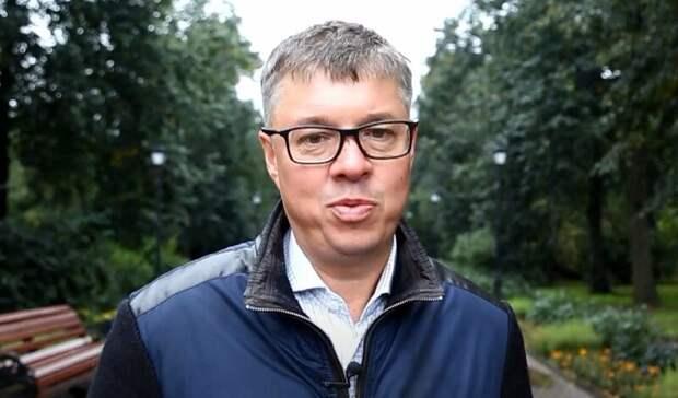 Бывшего вице-мэра Екатеринбурга Борзенкова проверяют поделу оботмывании денег