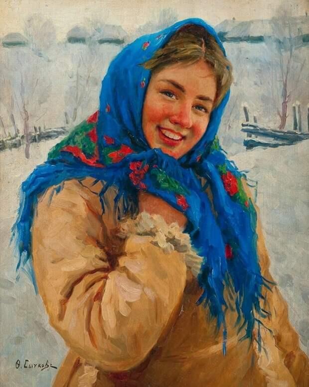 художник Федот Сычков картины – 23
