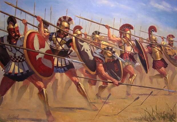 Античный боевик: невероятное отступление 10 тысяч греческих наемников из Персии