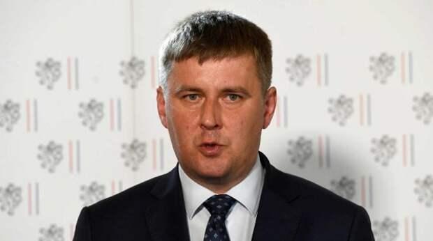 В Чехии ушел в отставку министр-русофоб