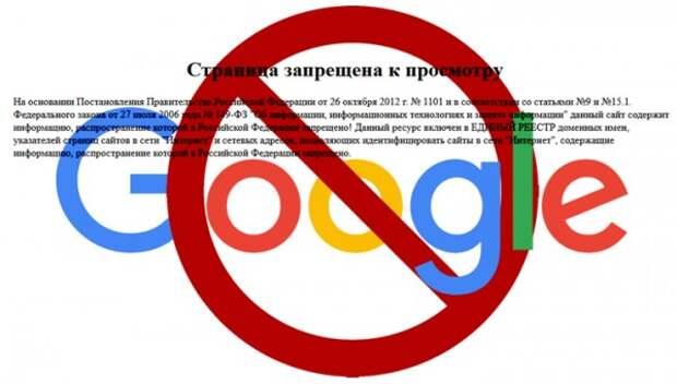 Google мёртв?