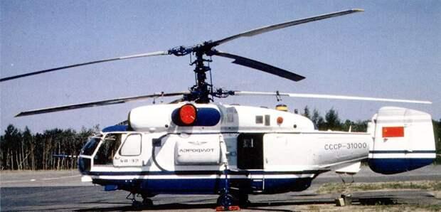 Вертолет Ка-32 – более 30-ти лет на службе