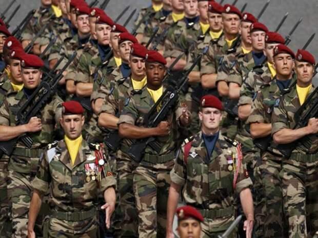 Более 100 тысяч французов поддержали письмо об угрозе гражданской войны в стране