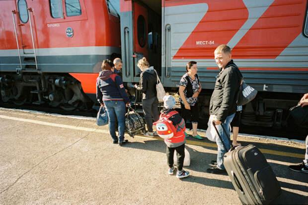 Жизнь в поезде на Транссибе глазами иностранца (ФОТО)