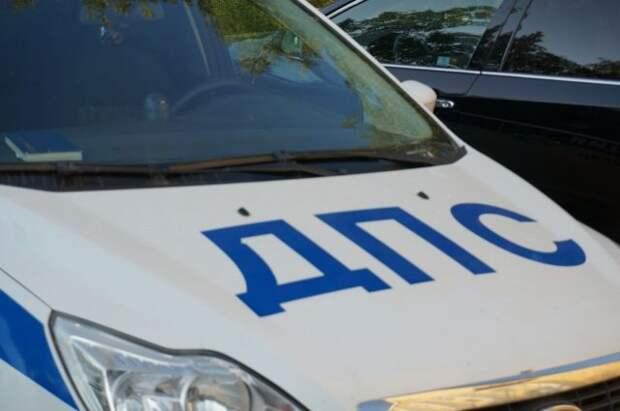 В Зеленограде при столкновении такси и мотоцикла пострадали два человека