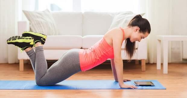 Онлайн-тренировки остались только в 5% программ фитнес-клубов