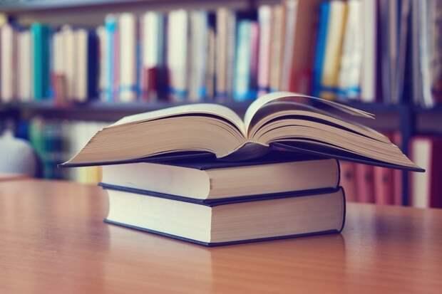 Книги. Фото: pixabay.com