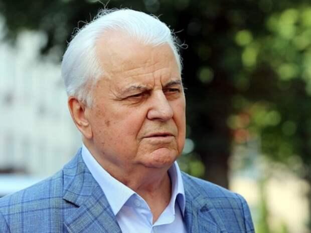 Кравчук сравнил Донбасс с «раковой опухолью»