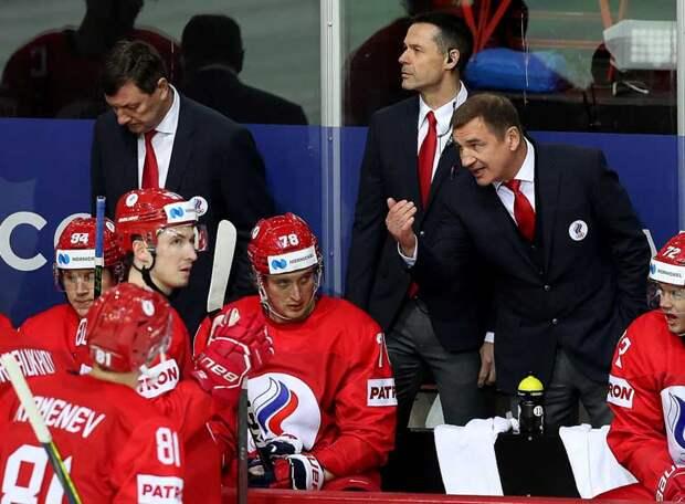 Сергей ЧЕРКАС: Мы все время говорили, что канадцы привезли среднюю команду. А Тимкин, Швец-Роговой, Каменев - разве звезды?