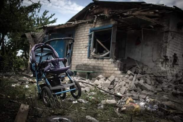 Жертвами конфликта в Донбассе стали 14 тысяч человек – МИД Украины