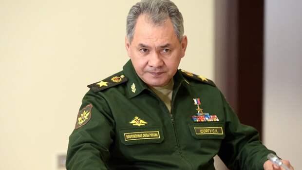 Шойгу заявил, что к концу 2021 года доля нового оружия в ВС РФ вырастет до 71,6%