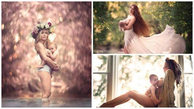 12 фотографий, наглядно показывающих, для чего женщине нужна грудь грудное вскармливание, грудь, мамы, фотографии