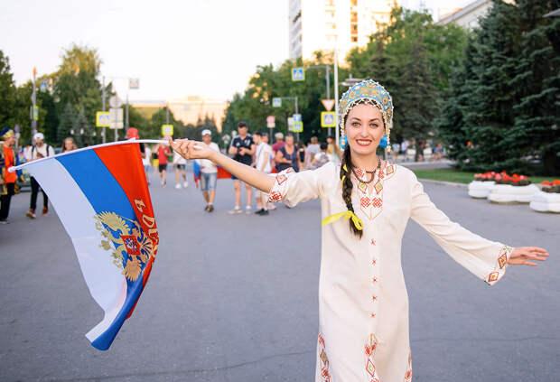 Что значит коса для русской женщины?