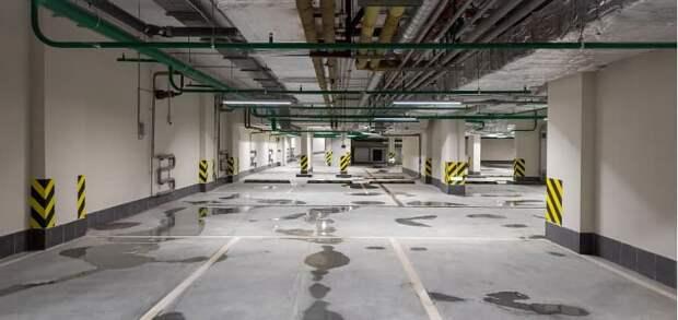 Москвичи могут арендовать у города более 800 машино-мест рядом с домом