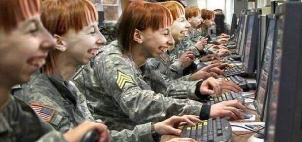«Интересует свежая кровь»: «дочери офицеров» снова атакуют соцсети Крыма