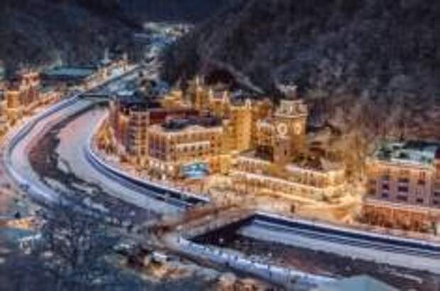 Открылась онлайн-выставка из цикла «Путешествуйте дома», посвященная 10-летнему юбилею горного курорта «Роза Хутор»