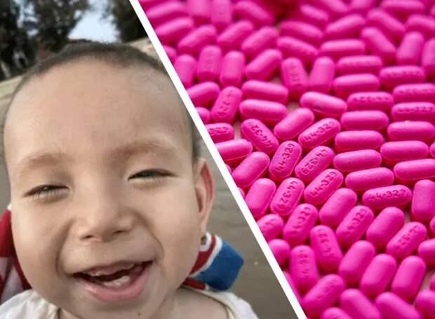 Отец года: Мужчина из Китая не смог получить лекарство для своего больного ребенка, но нашел выход и сделал его сам
