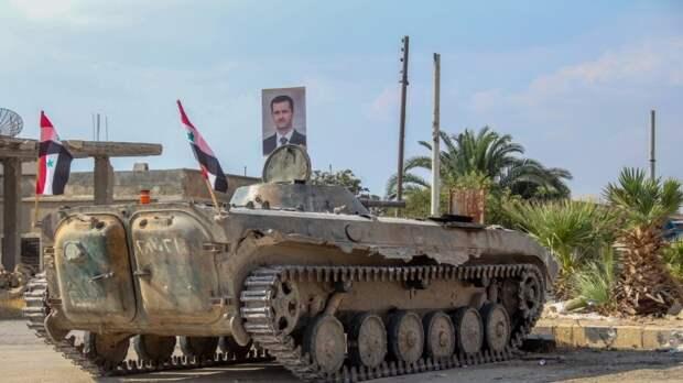 Военные Сирии при поддержке ВКС РФ ликвидировали более 330 боевиков с 23 апреля
