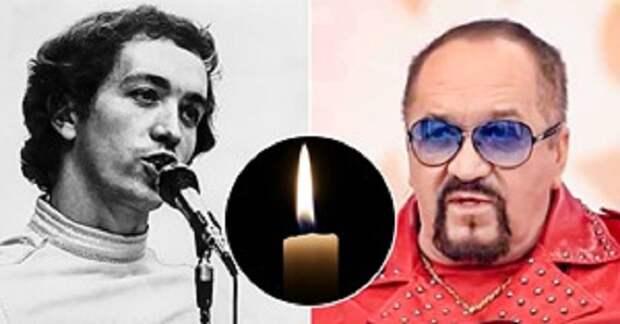 Ушел из жизни один из символов ансамбля «Песняры» Леонид Борткевич