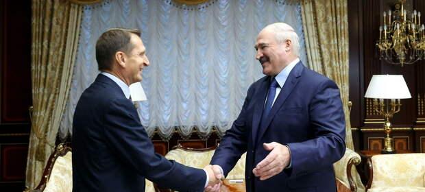 Российская разведка передает привет Лукашенко от Путина
