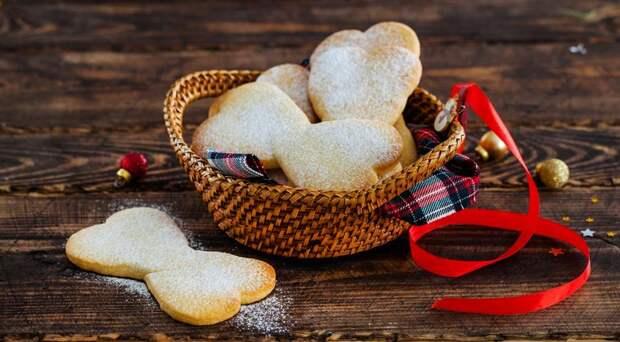 печенье Косточка