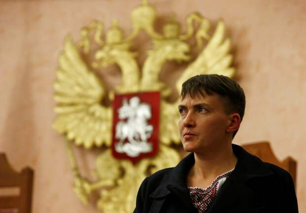 Фракция «Батькивщина» исключила депутата Надежду Савченко из своего состава