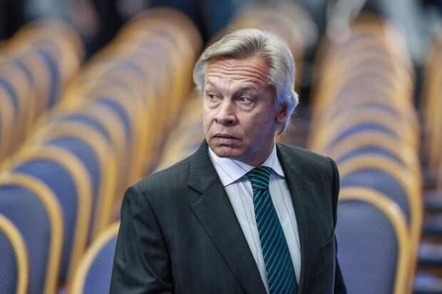 Пушков прокомментировал слова Чубайса о ненависти к советской власти