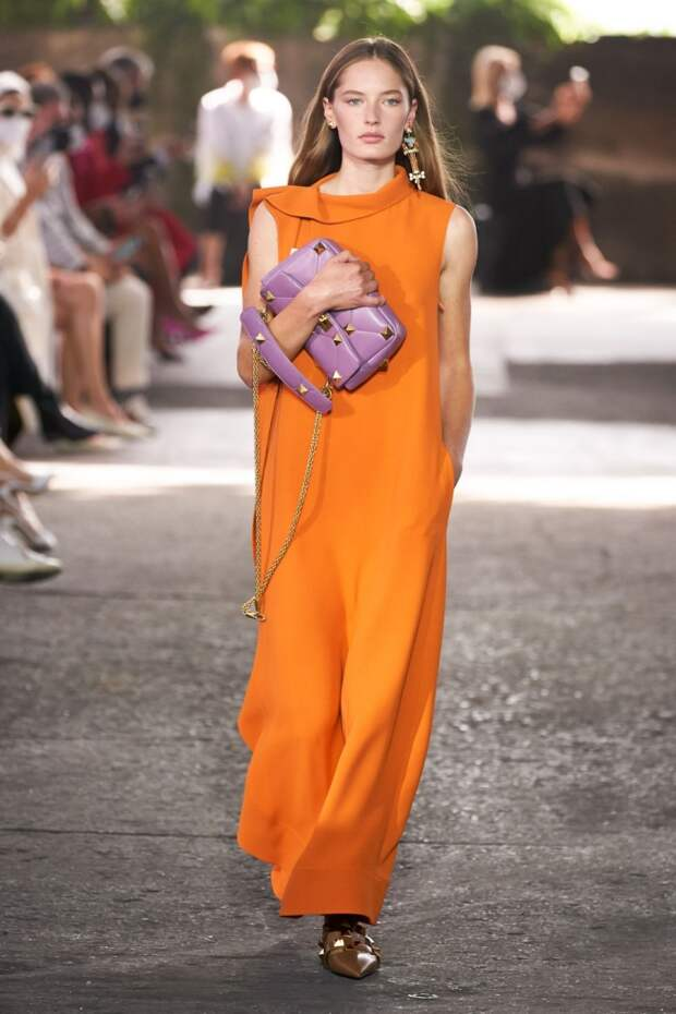 Новая коллекция Valentino весна-лето 2021 — роскошная нотка стиля (20+ фото)