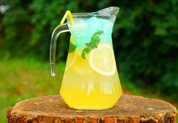 Кастрюля лимонада за 5 минут: готовим без варки