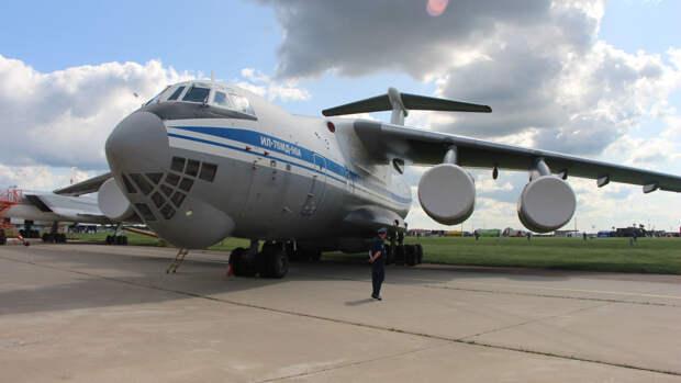 Полковник Баранец объяснил важность новых антенн для российских самолетов