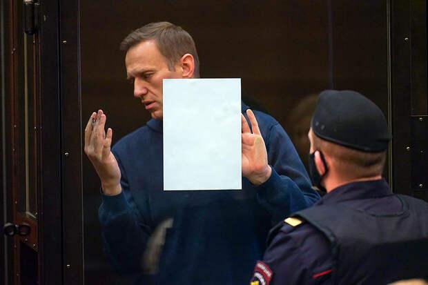 «Все шутки в судах для тебя»: Навальный признался жене в любви