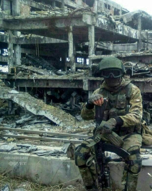 Сводка за неделю от военкора Маг о событиях в ДНР и ЛНР 01.01.21 – 07.01.21