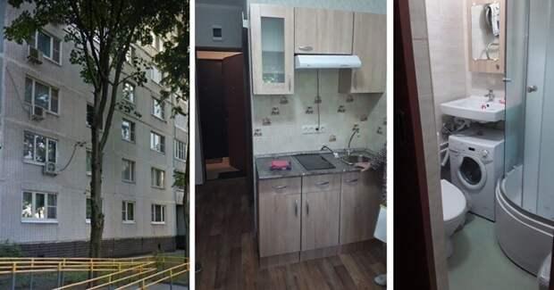 Бдительный сосед помешал сделать из одной московской квартиры шесть