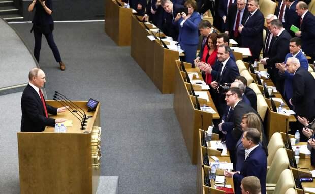 Путин рассказал, кому вскоре будет принадлежать власть в России