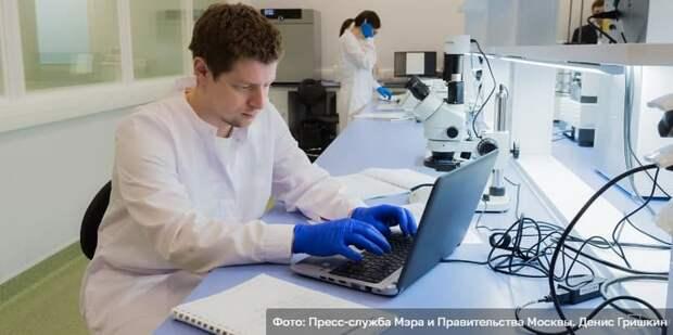 Сергунина рассказала о московском проекте «Карта инновационных решений» для технологического бизнеса. Фото: Д. Гришкин mos.ru
