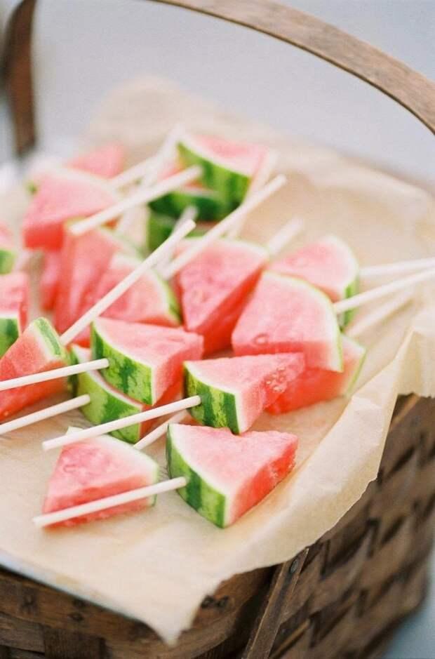 Арбуз, настало твоё время или 12 совершенно новых способов поедания летней ягоды