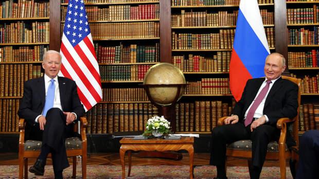 Не фотожаба: Немецкий канал перепутал президентов на саммите в Женеве