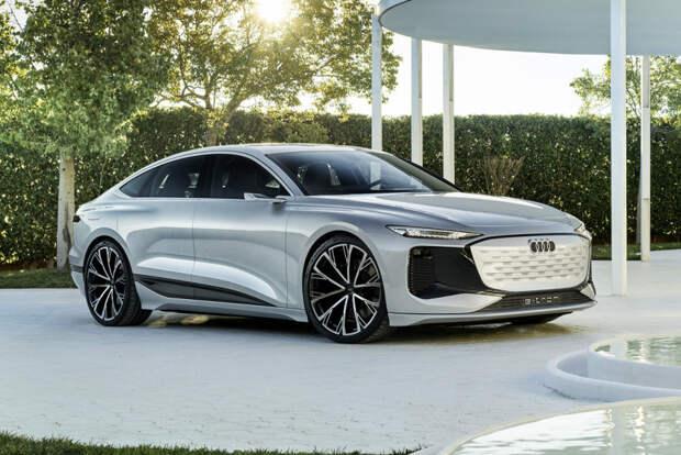 Концепт Audi A6 e-tron предвосхитил новое поколение модели
