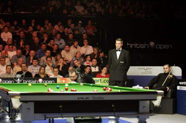 В сезоне 2021-2020 возобновится проведение турнира British Open