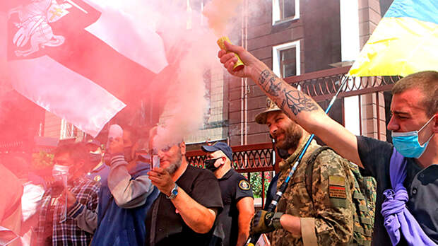 На Украине открыли школу ненависти к Белоруссии