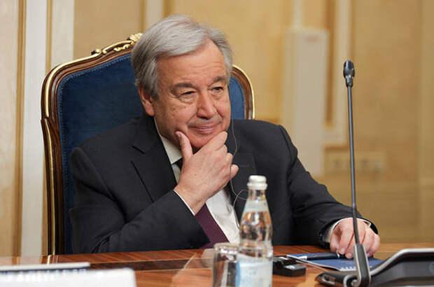 Генсек ООН поддержал идею о проведении  конференции по межрелигиозному и межэтническому диалогу