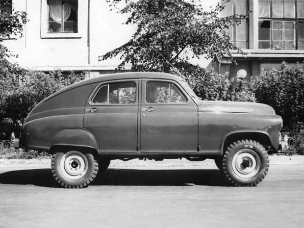 Случайные роды: автомобили, которые появились слишком рано  авто, история, факты