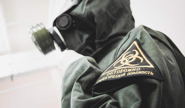 В России за сутки выявили 5 905 человек с коронавирусом
