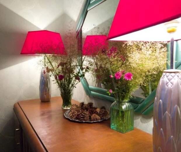 Купила вазы на распродаже и сделала подставки для настольных ламп