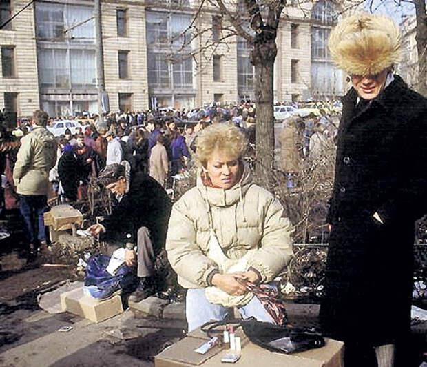 Русофобские мечты Гавриила Попова. Первый мэр Москвы ратует за лишение России прав на нефть, газ и ядерное оружие