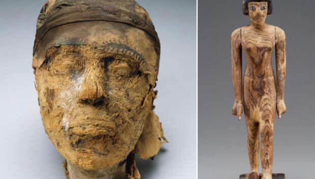 Как ФБР раскрыло тайну оторванной головы 4000-летней мумии
