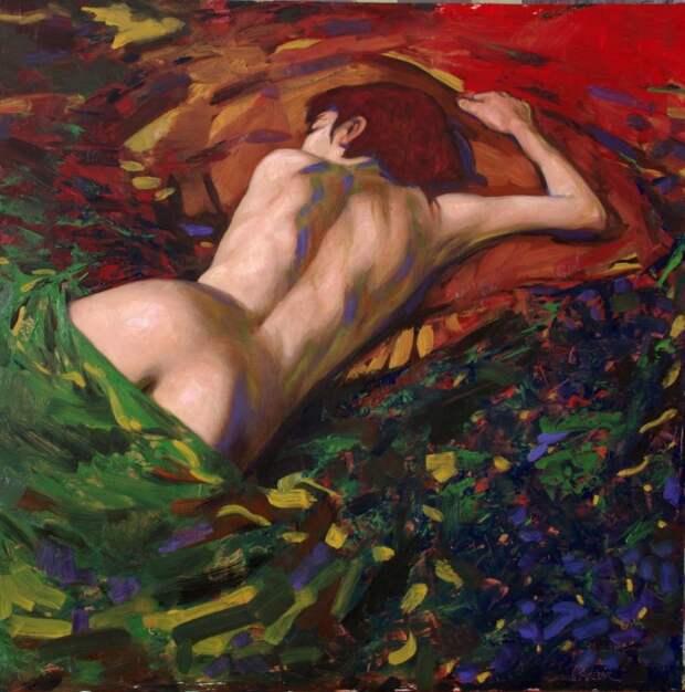 Эротическое искусство. Мощные композиции. Olivier Payeur